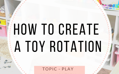 HOW TO CREATE A TOY ROTATION